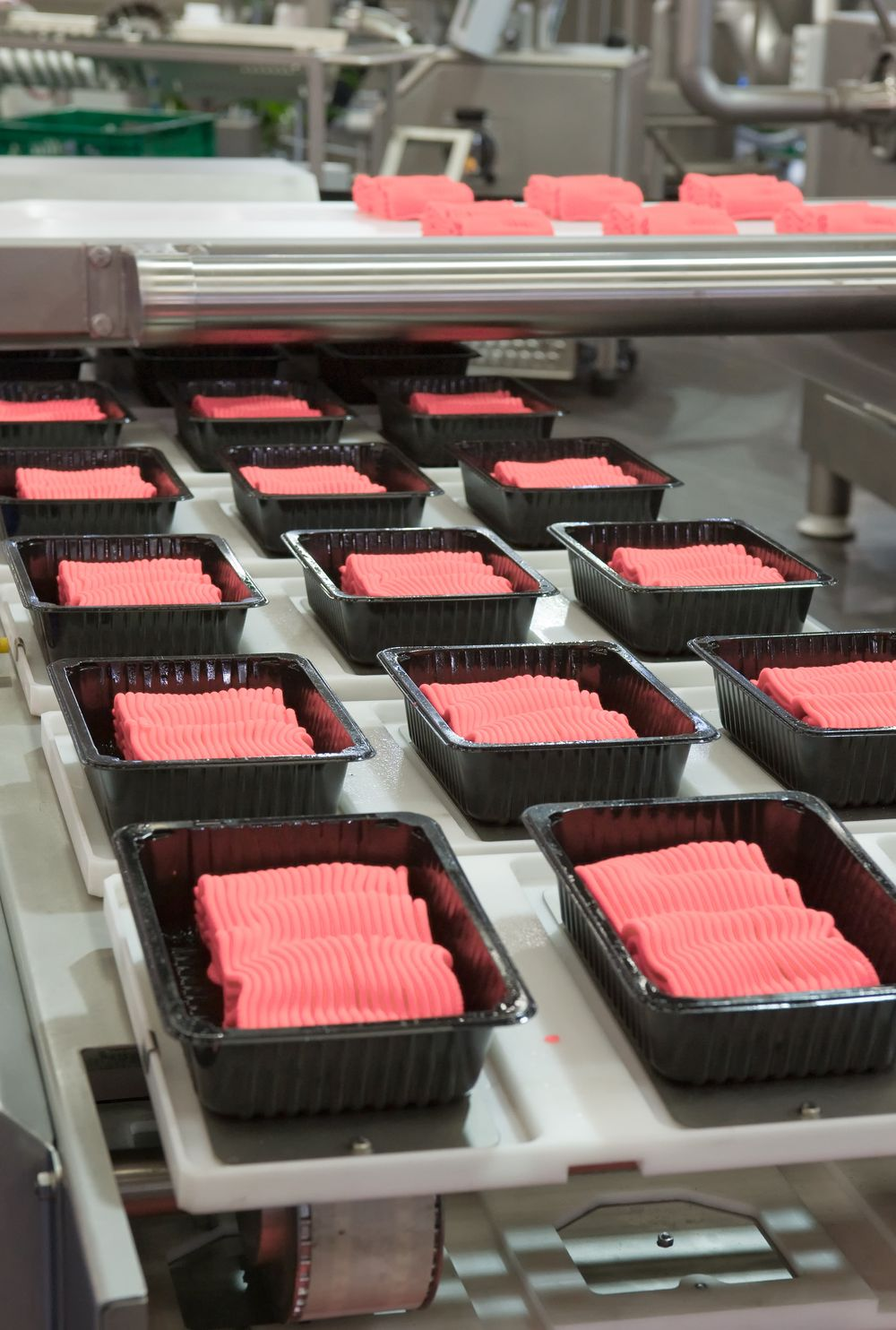Industrielle lebensmittelproduktion italian food tech for Cuisine industrielle